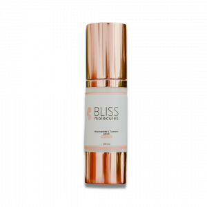 A very light and silky brightening facial serum that absorbs quickly into skin, while supplying it with 5% niacinamide (vitamin B3). Broad spectrum hemp is infused to boost the anti oxidant benefits of niacinamide and turmeric helping speed up the results process. Help your skin on your face and neck with serum every morning and/or night after you cleanse and tone.