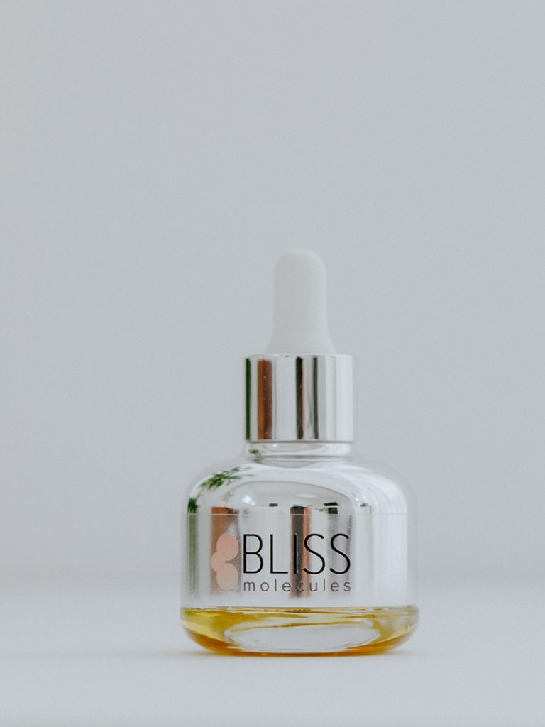 Bliss Molecules Vitamin C CBD Serum